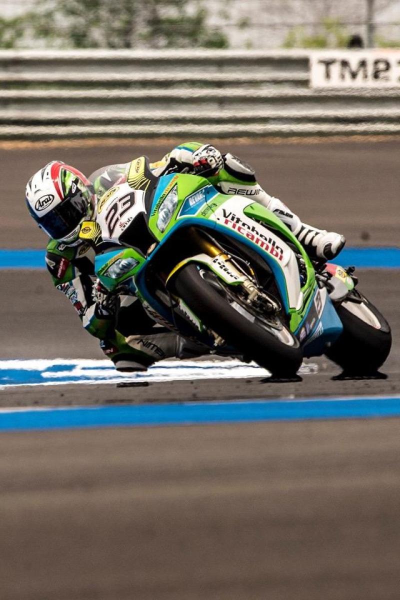 championnat du monde moto 2015